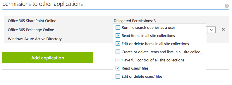 List subwebs by using the Office 365 REST API requires to